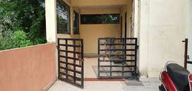 Newly constructed house with 2 car parking space and seperate poojaghr