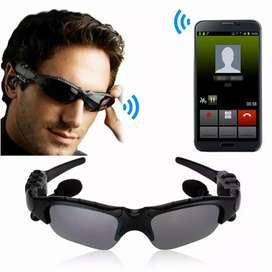 BLUETOOTH HANDS-FREE MP3 SUNGLASSES AND HEADPHONE FOR SMARTPHONES