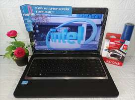 Laptop HP 430 Intel Core i5 Ram 4GB HDD 500GB Spek Gaming NGEBUT