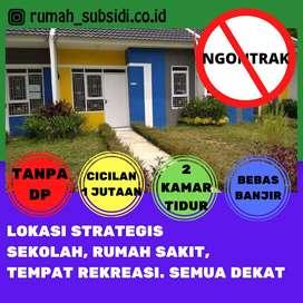 Rumah subsidi tanpa DP