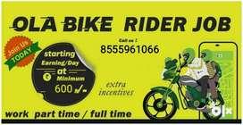 Ola bike taxi