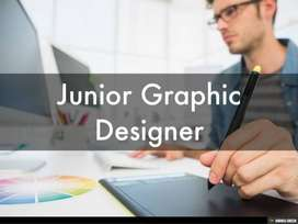 JUNIOR GRAPHIC DESIGNER (MALE)