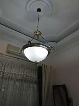 1 buah lampu  lampu lampu diameter 60cm