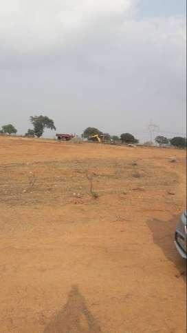 DTCP open plots on Keesara Yadadri 150 feet road 16 km from ORR
