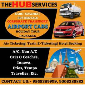 THE HUB SERVICES (TOURS & TRAVELS) .