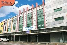 Disewa Ruko Tangcity Mall - 3 gandeng  untuk usaha  dan karoke