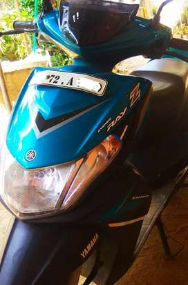 Yamaha Ray Z scooter.  Good condition.