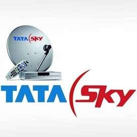 TATA SKY AND  AIRTEL DTH BOX  1299