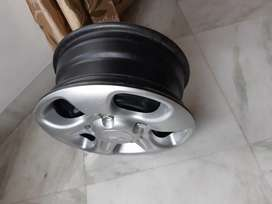 Scorpio SUV steel wheel rim