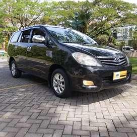 Dijual Kijang Innova G diesel 2010 Solar MT nik 2009 super istw