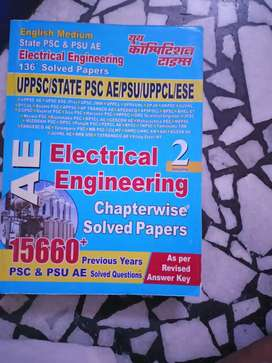 AE Electrical Engineering Competition Book