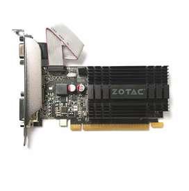 Nvidia zotac gt 710