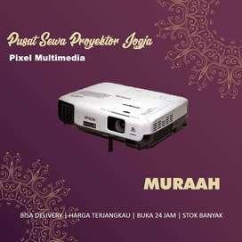 Sewa Murah! Rental proyektor Jogja, Siap Delivery 24jam