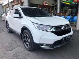 Honda CRV Turbo 2018 Full ori mulus