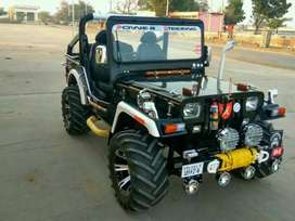 Verma jeep modifications