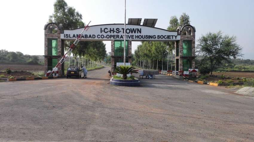 ICHS Town 5 Marla Plots Avaibale for sale 0