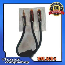 Kabel Audio Male to Female