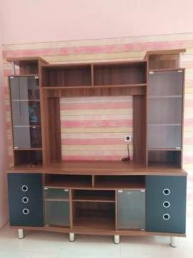 lemari hias /buffet tv