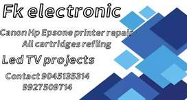 Canon hp Epson printer repair service
