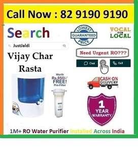 "VijayCharRastaJJ Dolphin RO Water Purifier Water Filter  Click On ""Ca"