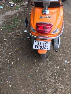 Vespa s model 125 cc