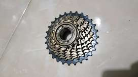 Dijual sprocket 7 speed