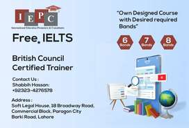 Learn IELTS with us and get maximum bands