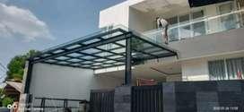 Canopy kaca Ms 12407
