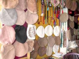 PAKOOL GILGITI AND CHITIRALLI HATS /TOPI