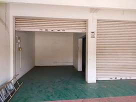 Shops for rent at Muttathara (rent negotiable)