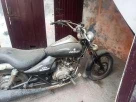 I want Sell My Bajaj Avenger 180 2006 model