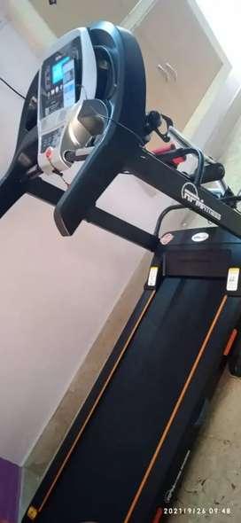 Treadmill service point