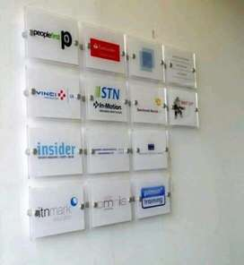 Signboards for shop and Home address plates