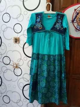 """Dijual baju muslim anak MERK KEKE size """"9"""