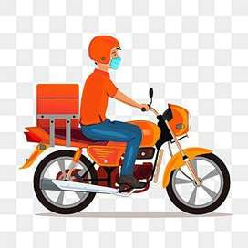 Urgent Requirement Delivery Boy Part time