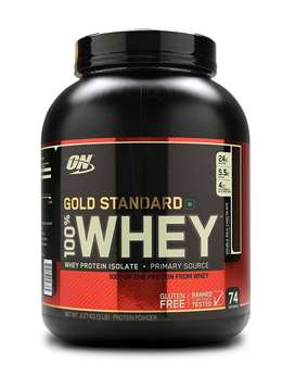 ON whey isolate (5lbs)