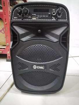 Dijual speaker Bluetooth GMC 897C