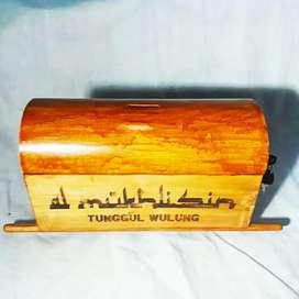 Kotak Amal Shadaqah Masjid Model Keranda