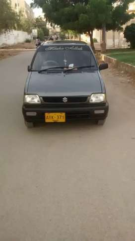 I am selling Mehran car In a awesome conditions cplc clear