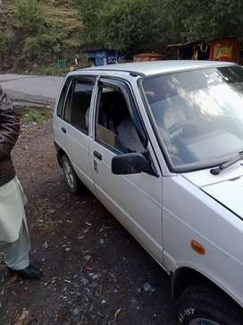 Suzuki mehran in genion condition only home used car