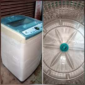 Lg &  Samsung fully automatic washing machine with 5 years warranty