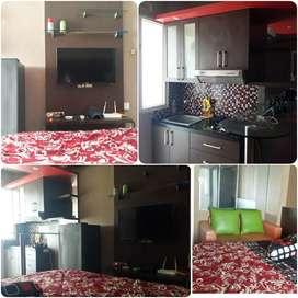 Sewa unit apartemen green Pramuka city murah