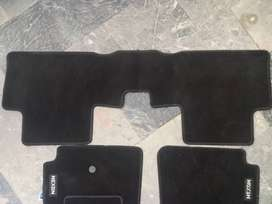 Foot mats for Tata Nexon Brand new given with car by OEM. Not used.