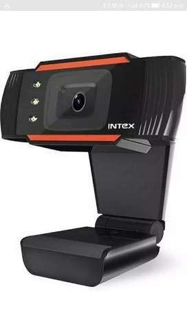 Intex IT 09 Web cam (boxed) New
