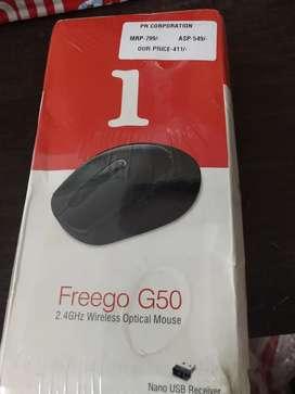 Brand New I ball Freego G50 2.4GHZ Wireless