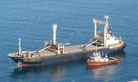 For sele kapal kargo Dwt 6200 thn 1999 kapal di viatnam hub ozy