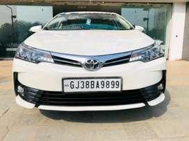Toyota Corolla Altis 1.8 G, 2018, Petrol