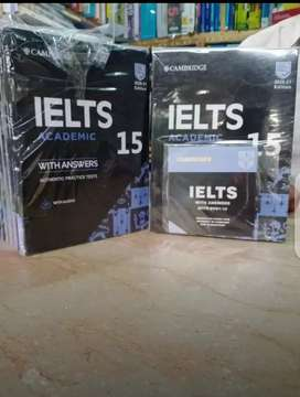 IELTS  Book 1 - 15 with Audio DVD