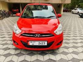 Hyundai i10 2007-2010 Sportz 1.2 AT, 2011, CNG & Hybrids