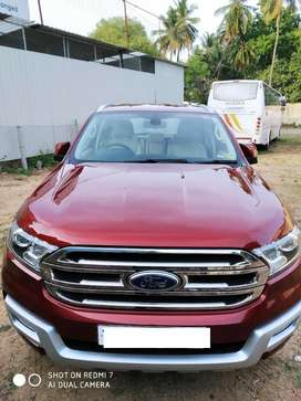 Ford Endeavour 3.2 Trend Automatic 4x4, 2016, Diesel